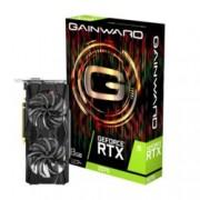 Видео карта Nvidia GeForce RTX 2070, 8GB, Gainward, PCI-E, GDRR6, 256 bit, DisplayPort, HDMI, DVI