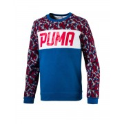 PUMA Style Crew Sweat II