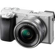 Sony A6300 + 16-50mm - Zilver
