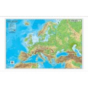 Harta Europa Format 50 x 70 cm
