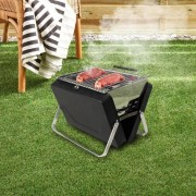 MikaMax Koffer BBQ - Opvouwbare BBQ