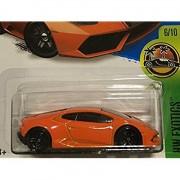 HOT wheels Hot wheels Lamborghini Huracan LP 610-4 Lamborghini Huracan Orange # 76
