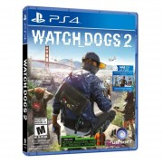 PS4 Juego Watch Dogs 2 - PlayStation 4