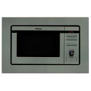 Cuptor cu microunde incorporabil Hansa AMM20BIH, 20 l, 8 programe, 800 W, Grill, Inox