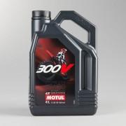 Motul Öl Synthetisch Motul 300V Offroad 4T 4L