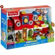 Mattel Fisher Price Little People Muzyczna Farma Małego Odkrywcy