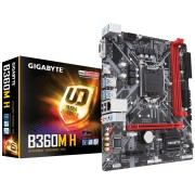 Motherboard GIGABYTE B360M H LGA1151 2DDR4 4ST6 D-SUB HDMI