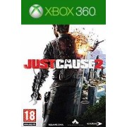 Square Enix Holdings Just Cause 2 Xbox 360
