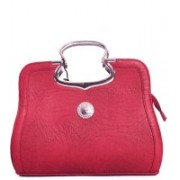 Vogue Nation Hand-held Bag(Red)