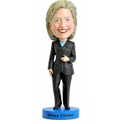 Royal Bobbles - Hillary Clinton
