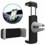 De-Autocare Multicolor Universal Car Ac Vent 360 degree Adjustable Positions Mount Holder For All Smart Mobile Phones