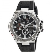 Casio G-shock Analog Black Dial Mens Watch-GST-B100-1ADR (G789)