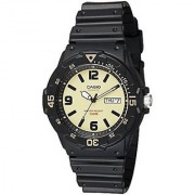 Casio Youth Analog Yellow Dial Mens Watch-MRW-200H-5BVDF (A1185)