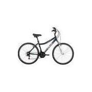 Bicicleta Caloi Rouge T17 Aro 26 21 Marchas MTB - Preta