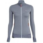 Salewa Pedroc PTC - giacca in pile - donna - Light Grey