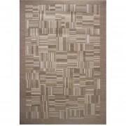 Tapete Decorativo Island Frame Gris/Beige 120X170 cm