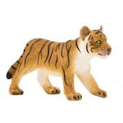 Mojo Fun 387008 Tiger Cub Standing Realistic International Wildlife Toy Replica