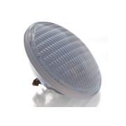 DEC_SWP-COB AMPOULE LED PAR56 POUR HUBLOT DE PISCINE. LED COB BLANCHE 75W (4200 lumens) 12Vdc (emballage boîte) - Lumihome