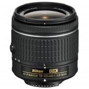 Nikon AF-P DX Nikkor 18-55mm f/3.5-5.6 G VR Lens 18-55 F3.5-5.6 paquete a granel