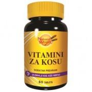 Natural Wealth Vitamini za kosu tablete