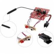 Original JJRC Part Receiver Board And Motor With Motor Gear For JJRC H8C RC Quadcopter