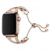 Tech-Protect Chainband 38/40mm Apple Watch fém szíj (arany)
