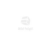 tectake Trolley-set 3 delar hardcase - silver