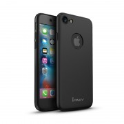 Husa Ipaky Iphone 8 Full Cover 360 - Negru