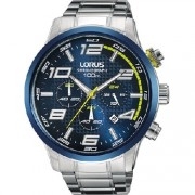 RL-02645-01: LORUS MEN CRONO PRATEADO - RT361EX9