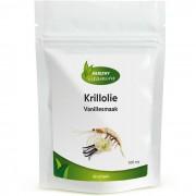 Healthy Vitamins Krillolie vanillesmaak