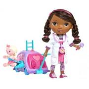 Doc McStuffins Walk N Talk Doll