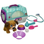 Just Play Doc McStuffins Toy Hospital Pet Carrier Findo Plush