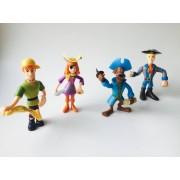 Set figurine Scooby Doo si Echipa Misterelor