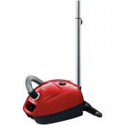 Aspirator cu sac Bosch BGL3B220 GL-30, 650W, Energie B, 4 l, PureAir, Rosu cireasa metalic