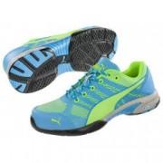 PUMA Chaussures de Sécurité PUMA 64.290.0 Celerity Knit Blue Wns Low - dames S1P HRO SRC - Taille - 39