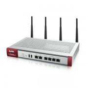 ZyXEL USG-60W security firewall 2W/4L, WiFi USG60W-EU0101F