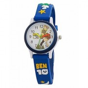 VITREND(R-TM)New Latest Model Ben10 Kids Analog Round Dial Watch for Boys and Girls(Sent As Per Available Colour)