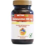 Better You Betakaroten 100mg 50 st