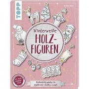 """Buch """"Winterweiße Holzfiguren"""""""