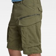 G-Star RAW Rovic Zip Relaxed 1/2-Length Shorts - 33
