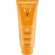 Vichy Idéal Soleil Capital leite protetor para rosto e corpo SPF 30 300 ml