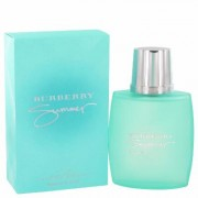 Burberry Summer For Men By Burberry Eau De Toilette Spray (2013) 3.4 Oz