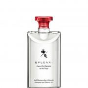 Bulgari eau parfumee au the rouge gel doccia satinato 200 ML