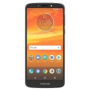 "Telefon Mobil Motorola Moto E5 Plus, Procesor Quad-Core 1.4GHz, IPS LCD capacitive touchscreen 6"", 3GB RAM, 32GB Flash, 12MP, Wi-Fi, 4G, Dual Sim, Android (Gri) + Cartela SIM Orange PrePay, 6 euro credit, 4 GB internet 4G, 2,000 minute nationale si intern"