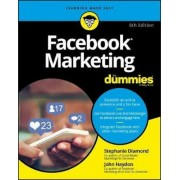Facebook Marketing For Dummies, Paperback