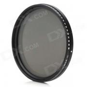 Filtro de lente Vari-ND de camara - Negro (55 mm)