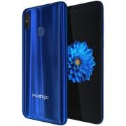 "Smartphone, Prestigio X pro, Dual SIM, 5.5"", Arm Octa (1.6G), 3GB RAM, 16GB Storage, Android, Blue (PSP7546DUOBLUE)"