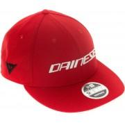 Dainese LP 9Fifty Diamond Era Víčko Jedna velikost červená