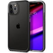 Apple Spigen Neo Hybrid Apple iPhone 12 Pro Max Hoesje Zwart