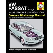 Haynes Workshop manual VW Passat Essence & Diesel (Dec 2000 - Mai 2005) 4279